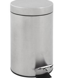 009VB-222203 mat/chroom Pedaalemmer 3 ltr.