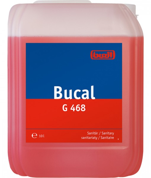 Buzil sanitairreiniger G468, 10 liter