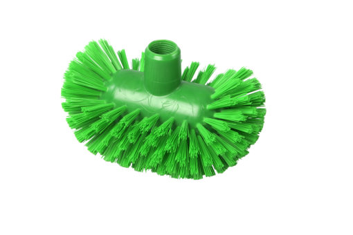 Tankschrobborstel medium 20cm groen