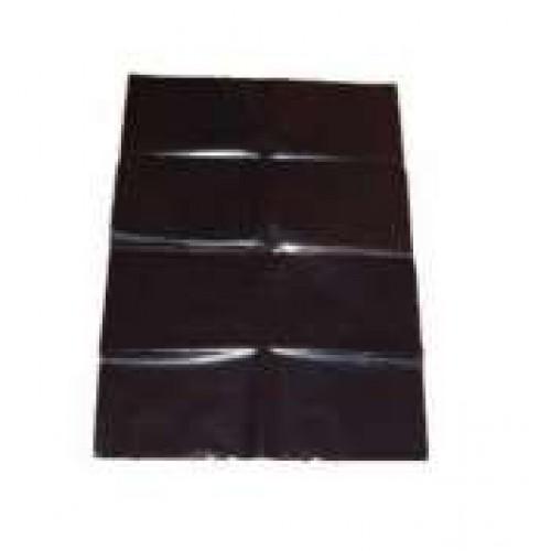 Afvalzak, LDPE, 75/30x150cm, zwart, T70, 50st/ds.