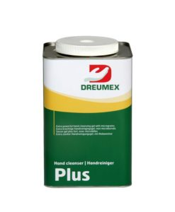 Dreumex Plus handreiniging, 4,5 ltr.