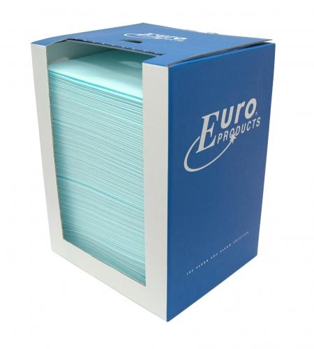 Euro Toptex, sky blue, 4 dozen a 100 stuks..
