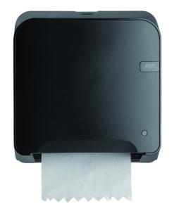 Handdoekautomaat Mini Matic XL Quartz-lijn zwart