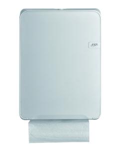 Handdoekdispenser Multifold Quartz-lijn wit