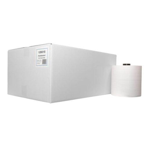 Handdoekrol voor Impuls 3000, cellulose, 2-laags, 150mx18cm, 6 rol p/c.