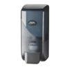 Handzeep dispenser, schuim, zwart, inhoud 1000ml.