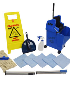 Kentucky mop starter kit - Blauw