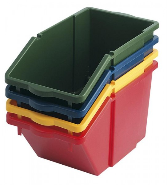 Kunststof recyclingbox 45Ltr.