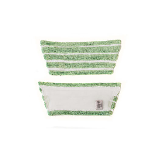 Microvezel vlakmop 28cm groen