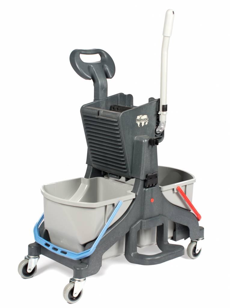 f6401744e05 Numatic MMT-1616 Mopsysteem met Pers - Smart Cleaning Center
