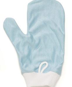 Microvezel handschoen voor glas/spiegels, Rubbermaid.