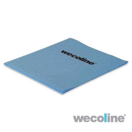Microvezel non-wovendoek 140gr, 37x38cm, blauw 5st/pk.