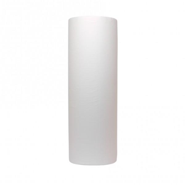 Onderzoek tafelpapier, 2-laags, cel. wit, 100mtrx40cm, 6 st.