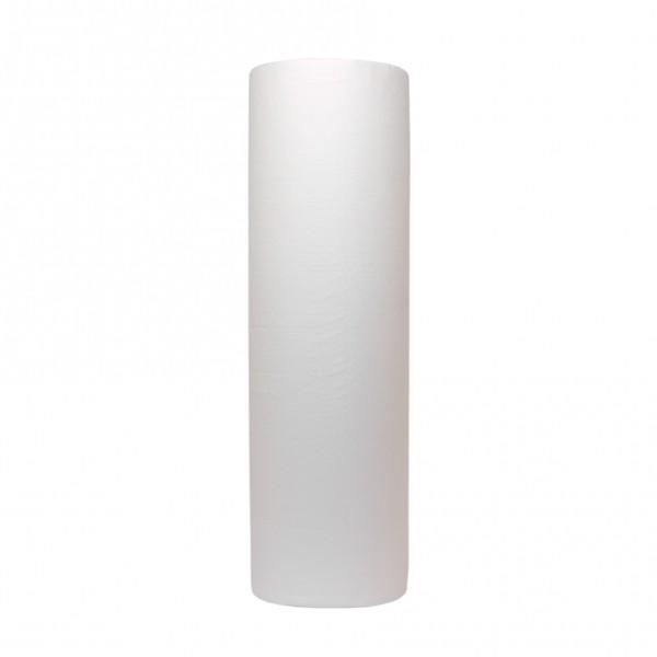 Onderzoek tafelpapier, 2-laags, cel. wit, 100mtrx60cm, 6 st.