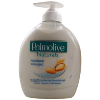 Palmolive zeeppomp, amandel, 1 st.
