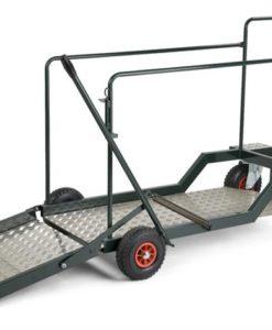 Robuuste Transportkar