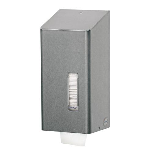 Santral Toiletpapier Bulkpack Dispenser RVS.