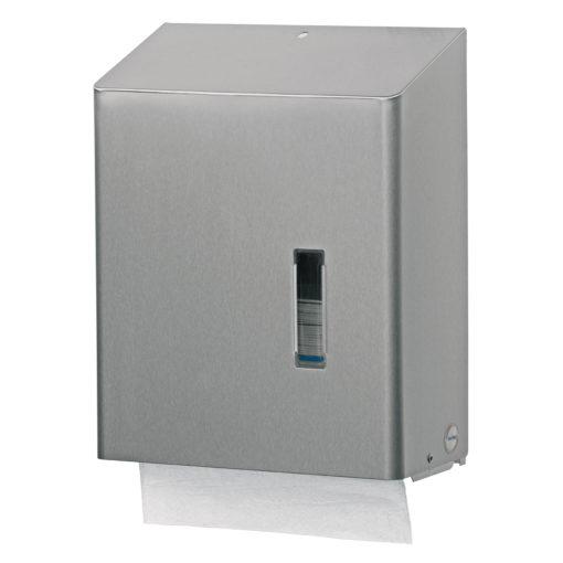 Santral Vouwhanddoek Dispenser RVS Universeel.