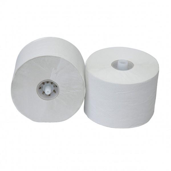 Toiletrol met dop Luxe crepe 1-laags 150mtr 36rol p/colli