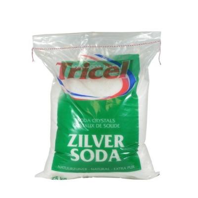 Tricel Zilversoda kristal, 5 kg.