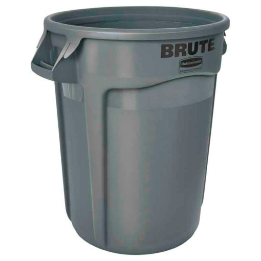 VB 002632 grijs Brute container 121ltr