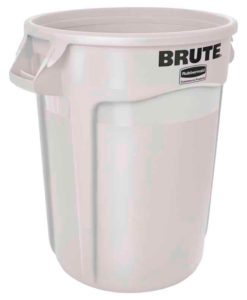 VB 002632 wit Brute container 121ltr