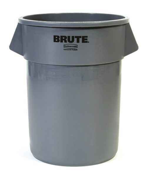 VB 002655 grijs Brute container 208ltr