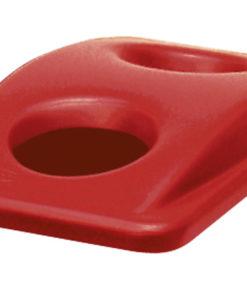 VB 002692 rood Slim Jim deksel flessen