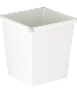 VB 102700 wit Vierkanttapse papierbak