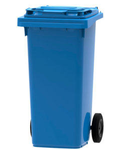 VB 120000 blauw Container 120 ltr