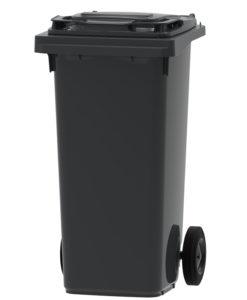 VB 120000 grijs Container 120 ltr