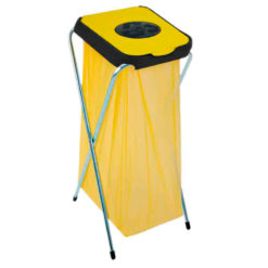 VB 211301 geel EkoThinks 1 afvalzakhoude