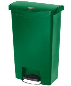 VB 224283 groen Front Step 50L kunststof