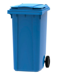 VB 240000 blauw Container 240 ltr