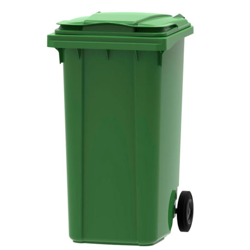 VB 240000 groen Container 240 ltr