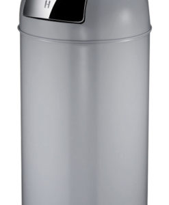 VB 404550 grijs Pushcan 40ltr.