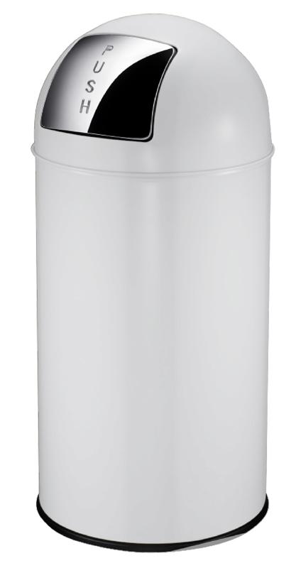 VB 404550 wit pushcan 40 liter