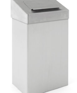 VB 650002 matrvs afvalbak 18l hygtop