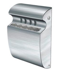 VB 659999 mat RVS wand asbak 3l.