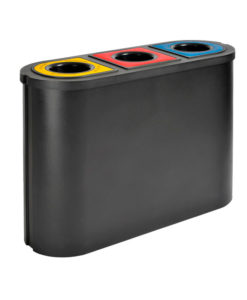 VB 716357 zwart Triomf Afvalscheidingsba