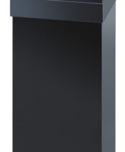 VB 920110 zwart Carro-Push 110ltr.