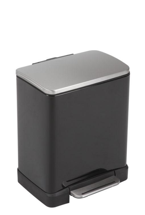 VB 926819 zwart pedaalemmer E-Cube 10/9