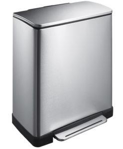 VB 926846 mat RVS Ped E-Cube 28+18 ltr