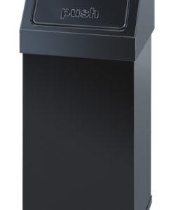 VB 950100 zwart Carro-Push 55ltr.