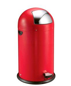 VB 966800 rood kickcan 40 ltr