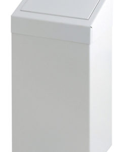 VB 990050 wit Sanitaire pushbak 50 Ltr