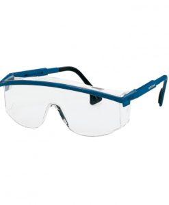 Veiligheidsbril.