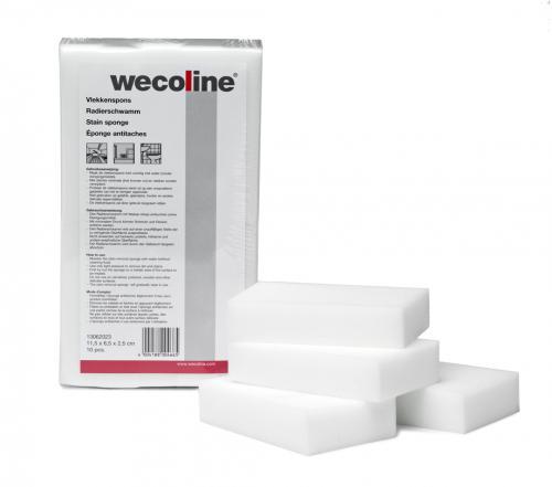 melamine spons, Wecoline vlekkenspons