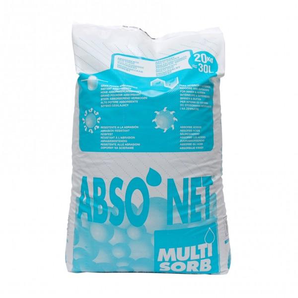 Multisorb korrels, zak vloerkorrels 20kg