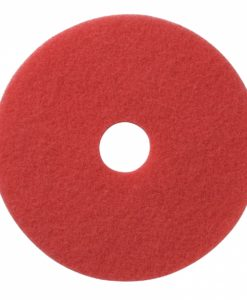 Vloerpad 13 inch kleur rood. Voor het polijsten van de vloer